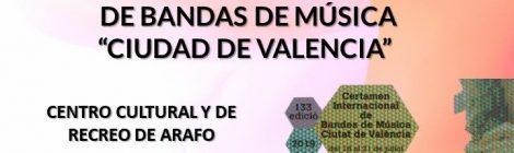 """Viviendo el CIBM """"Ciudad de Valencia"""" 2019 desde Arafo"""