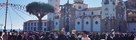Fotografías del 94 Aniversario en la Villa Mariana de Candelaria