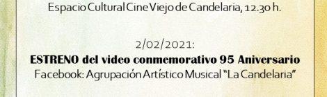 95 Aniversario AAM La Candelaria