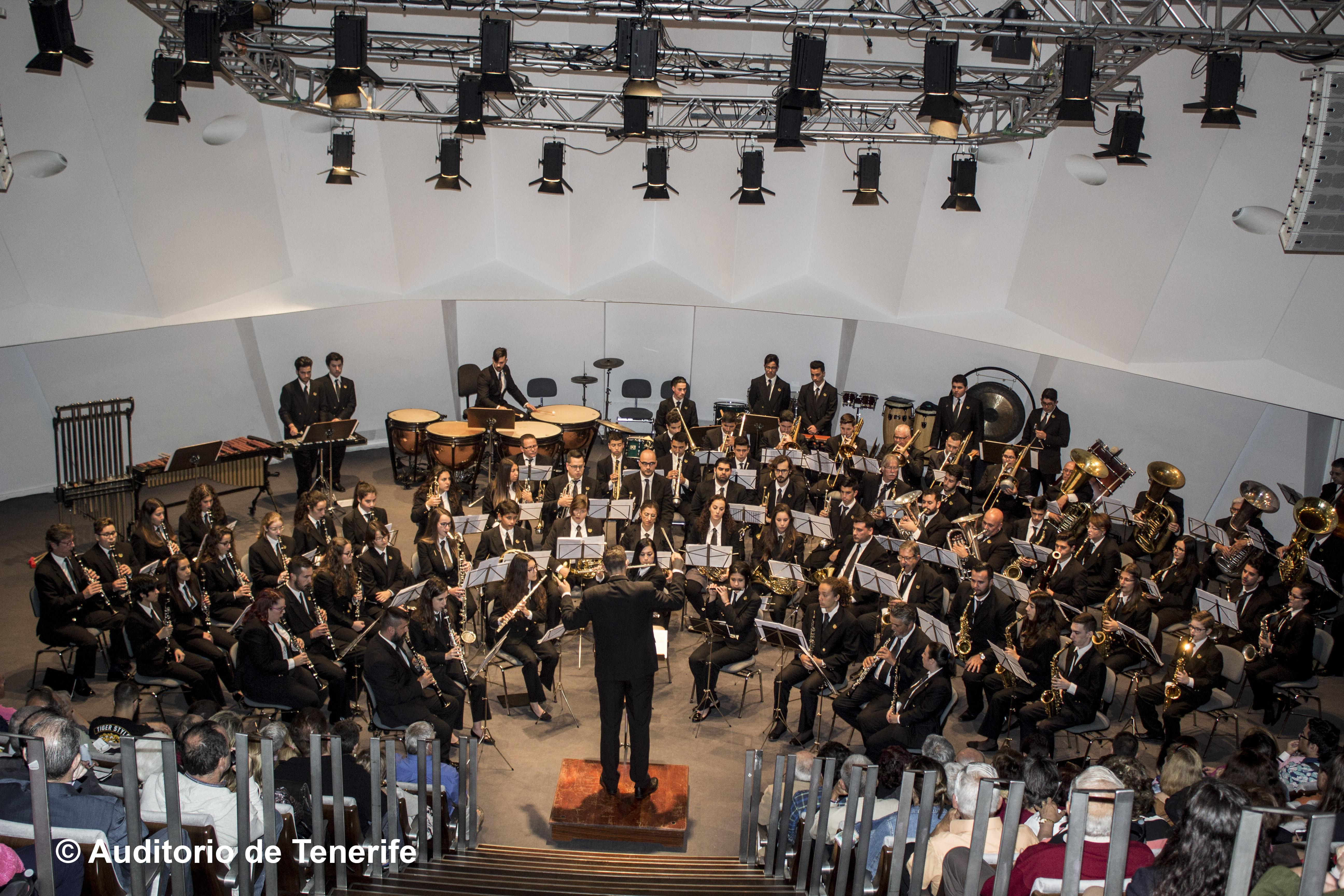 La AAM La Candelaria cumple con nota en la Primavera Musical