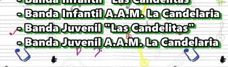 """Certamen de Bandas Infantiles y Juveniles """"Amílcar González Díaz"""" (XI edición)"""