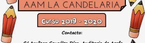 Nueva Matrícula y renovación de la Academia A.A.M. La Candelaria