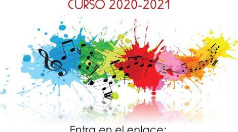 Nueva matrícula. Curso 2020-2021