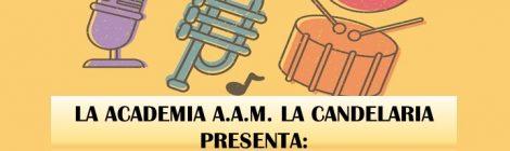 Últimos eventos: Clausura del curso de la Academia AAM La Candelaria