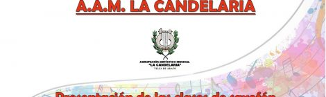 Los profesores de la Academia AAM La Candelaria (II): Laura Pérez Pérez