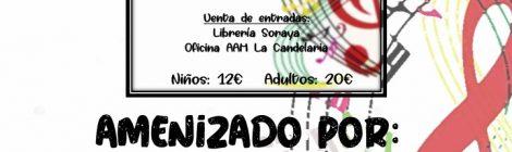 Actividades del mes de Mayo en AAM La Candelaria