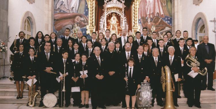 banda año 2000 75 Aniversario. Carmen Teresa Fariña Fariña 1500px